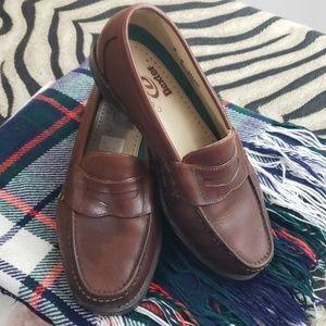 Dexter Comfort Penny Loafers Slip-on Handsewn